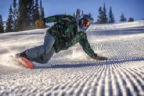 Snowboarding in Copper Mountain © Tripp Fay, Copper Mountain
