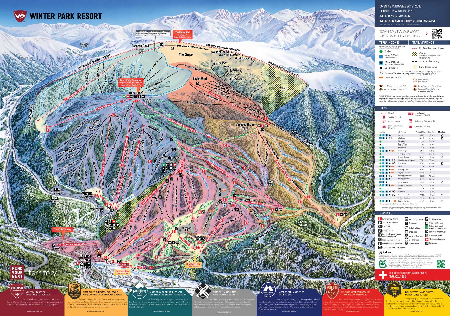 colorado ski resort map with Winter Park Resort on Skiresort besides 1031 additionally Westin Riverfront Resort And Spa At Beaver Creek Mountain also 313115 as well 503.