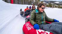 Snowtubing in Winter Park Resort © Winter Park Resort