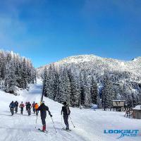 Skilanglauf in Lookout Pass © Lookout Pass Ski & Recreation Area
