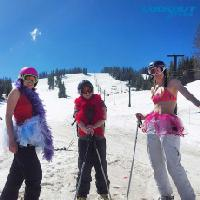 Karneval in Lookout Pass © Lookout Pass Ski & Recreation Area