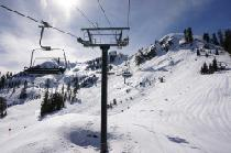 Sessellift in Alpine Meadows © Squaw Valley Alpine Meadows, Matt Palmer