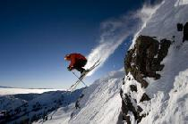 Extremsport in Alpine Meadows © Squaw Valley Alpine Meadows, Miles Clark