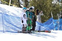 Ski Kids in China Peak © China Peak Mountain Resort