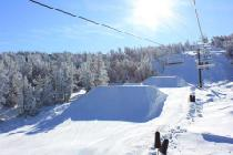 Der Terrain Park in Heavenly © Heavenly Mountain