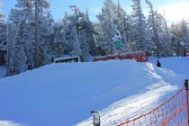 Sprung im Terrain Park © Heavenly Mountain