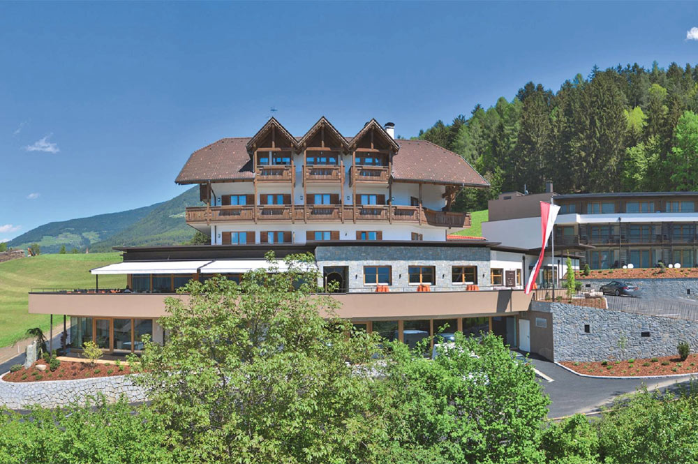 Hotel Fischer in Panoramalage