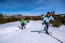 Langlauf in Kirkwood © Kirkwood Mountain Resort