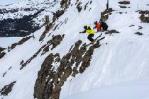 Action beim Freeriden © Kirkwood Mountain Resort