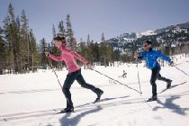 Ski Langlauf in Mammoth © Mammoth Mountain Ski Area