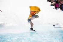 Fun Events in Mammoth © Mammoth Mountain Ski Area