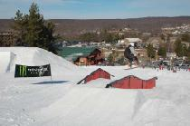 Der Terrain Park in Wisp © Wisp Resort