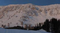 Panorama von Bridger Bowl © Bridger Bowl Ski Area