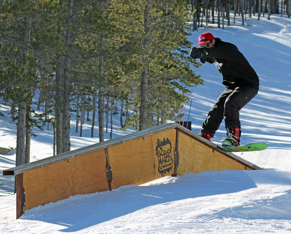 Snowpark Red Lodge