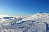 Piste Plomb du Cantal in Le Lioran © Office de Tourisme du Lioran