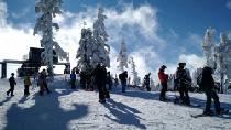 Liftstation im Skigebiet © Mount Ashland