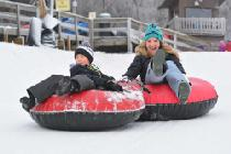 Snowtubing in Seven Springs © Seven Springs Mountain Resort