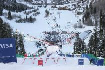 Race Event im Skigebiet © Deer Valley Resort