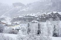 Hotels direkt an der Piste © Deer Valley Resort