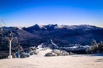 Traumhafter Blick ins Tal © Waterville Valley Resort