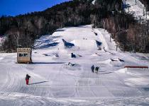Der Snowpark in Waterville Valley © Waterville Valley Resort