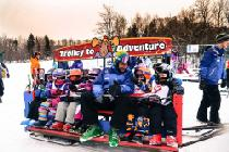 Kids in der Skischule © Waterville Valley Resort