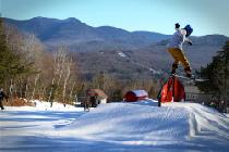 Features mit dem Snowboard © Waterville Valley Resort