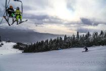 Sessellift in Waterville © Waterville Valley Resort