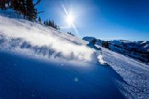 Toller Skitag in Grand Targhee © Grand Targhee Resort