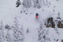 Extremsport in Grand Targhee © Grand Targhee Resort
