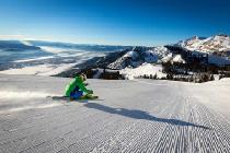 Beste Pistenbedingungen © Jackson Hole Mountain Resort