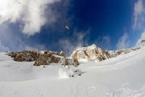 Die Gondel des Skigebiets © Jackson Hole Mountain Resort