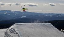 Big Jump im Terrain Park © Big White Ski Resort