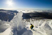 Blick ins Tal © Big White Ski Resort