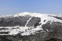 Panoramablick ins Tal von Donovaly © PARK SNOW Donovaly