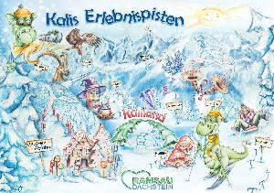 Kali Kinderland 2016/17 © Skiregion Ramsau am Dachstein