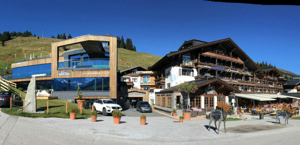 Das Alpenwelt Resort****