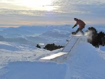 Freestylen in Chamrousse © Wise Ride