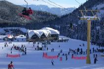 Ein Skitag im Sasquatch Mountain Resort © Sasquatch Mountain Resort