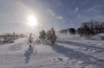 Winterlandschaft Chicopee © Chicopee Ski & Summer Resort