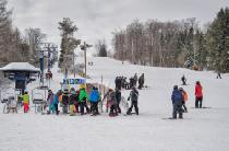 Sessellift Chicopee © Chicopee Ski & Summer Resort