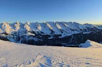 Bergpanorama © Le Grand Bornand / David-Machet