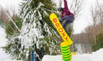 Freestylen im Ski Snow Valley © Snow Valley Ski Resort