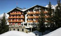 Swiss Family Hotel Alphubel im Winter
