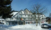 Hausansicht LOFT Hotel in Willingen
