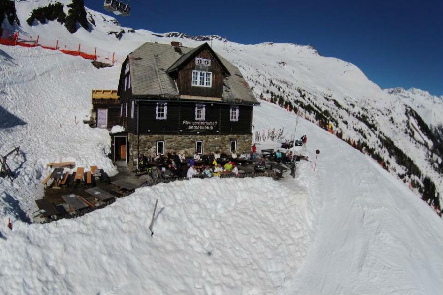 Alpengasthof Hochalmblick