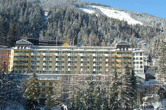 Mondi Holiday Hotel Bellevue In Bad Gastein Salzburger Land