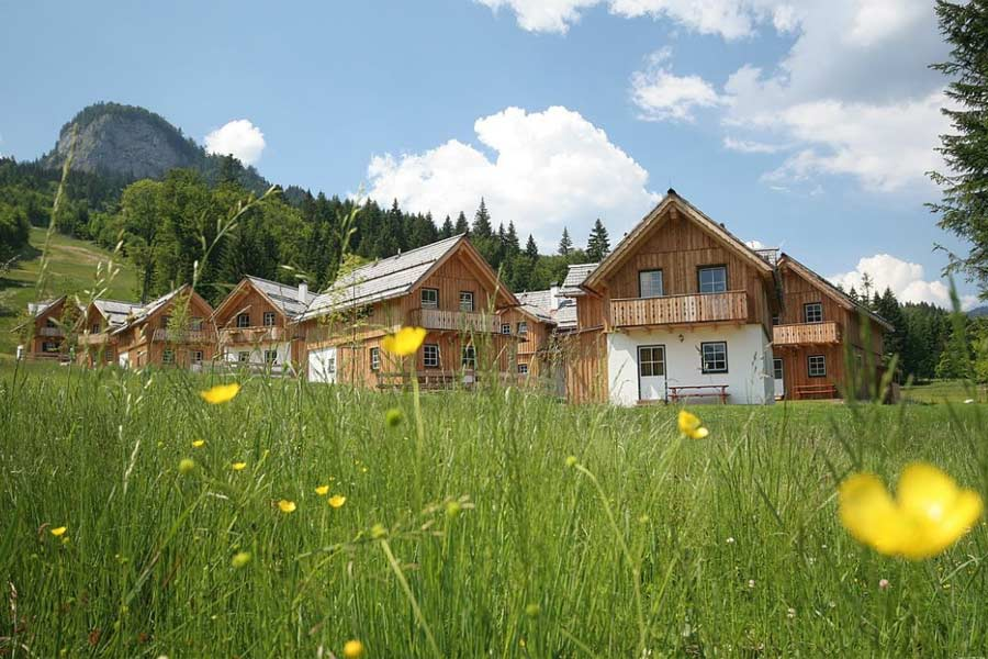 AlpenParks Hagan Lodge Aktiv & Natur Resort