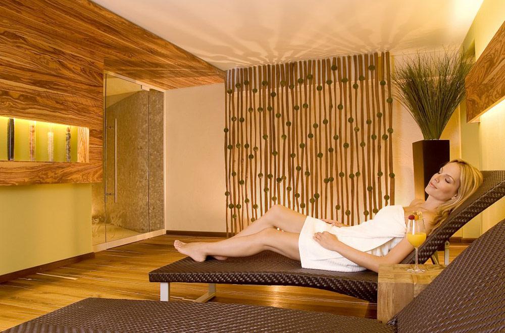 Entspannung im Hotel Sackmann in Baiersbronn