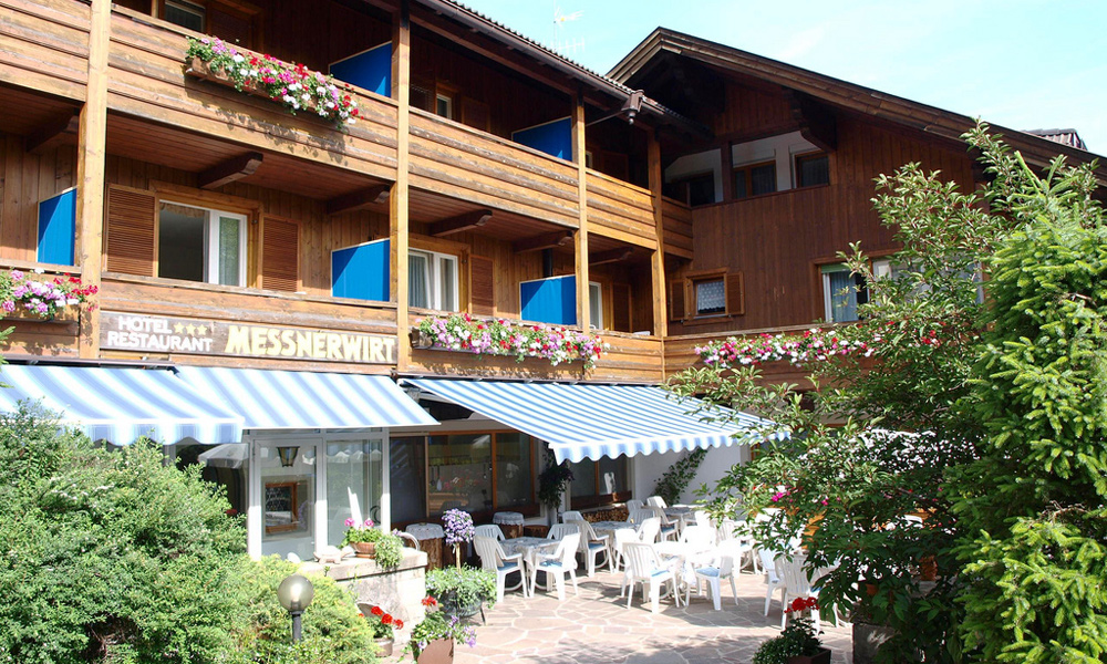 Hotel Messnerwirt in Olang
